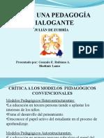 Haciaunapedagogadialoganteprof Rubiano Lamo 110513143434 Phpapp02