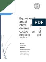 Informe Economía Minera 2015