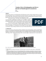 Veldhuijzen - Micro-stratigraphic and Micro-magnetic Material at Metallurgical Excavations