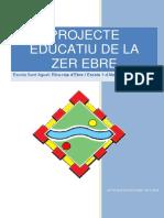 Projecte Educatiu de la ZER Ebre