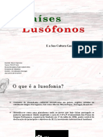 Países Lusófonos