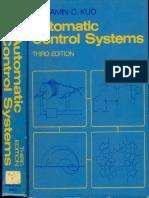Kuo AutomaticControlSystems