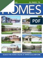 Homes of El Paso - May 2010