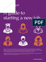 A Guide to Starting a New Job