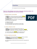 FCE Grammar Revision