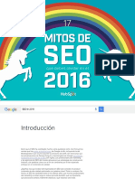 Spanish SEO Myths 2016