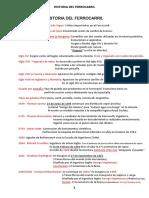 Historia Del Ferrocarril(Librorenfe)