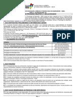 Edital IEMA 002 SelProf