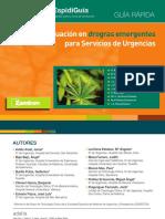Guía de Actuación en Drogas Emergentes Para Servicios de Urgencias