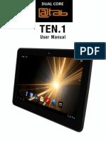 @Tab 10.1DC Jelly Bean User Manual