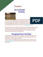 saving the preemies