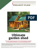 Easy Diy Garden Shed Plans 1 Shed Framing Construction
