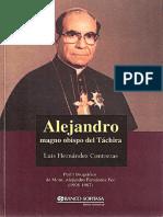 Alejandro, Magno Obispo Del Táchira