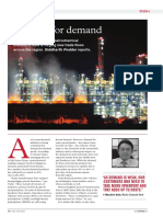 Waiting for Demand (Global Trade Review, Nov 2012)