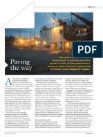Paving the way (Global Trade Review, Jan 2013)