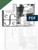 Kuhn y Las Ciencias Sociales