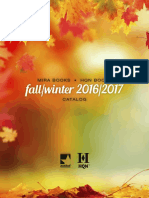 MIRA Books FallWinter2016-17 Catalog