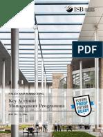 ISB CEE Q1 02 Sales and Marketing KAMP Brochure 17 Mar2016