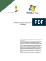 Windows Feature Comparison