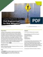 Civil Eng Risk Mitigation