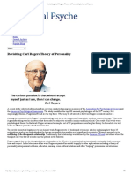 Revisiting Carl Rogers Theory of Personality _ Journal Psyche
