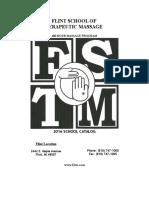 2016 Catalogue Basic Program