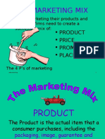 2 the Marketing Mix