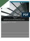 Apostila de Informatica 2015