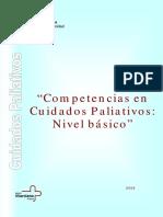 Manual Competencias en Cuidados Paliativos