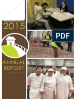 Bridge House 2014 Annual Report