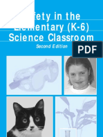 safety in the elementary k-6 science classroom  2   1