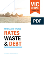 Final Vc Fiscal Policy - Crone 2016