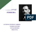Vaz Ferreira