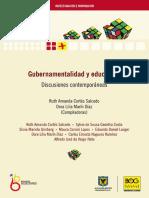 Cortés-Marín (Comp.) - Gubernamentalidad y Educación. Discusiones Contemporáneas
