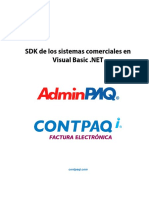 Sdk Comercial Vb Net