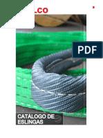 Catalogo Eslingas 2016