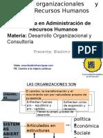 2a Teoria de Las Organizaciones
