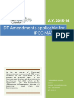 IPCC DT Amendments for May 15 3H1S14KY