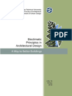 Bioclimatic Principles in Architectural Design 2014