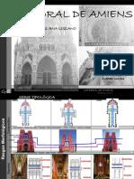Análisis catedral de Amiens
