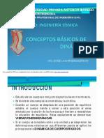 Conceptos Basicos de Dinamica Estructural