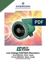 Catalogo de Potencias 2012-2015