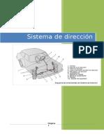 Dirreccion Del Automovil