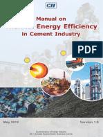 Thermal Energy Efficiency in Cement Industry