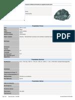 Petrukita Mineral