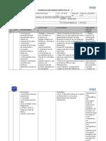 Planificacion Segunda Unidad Expansión Historia Octavo Basico