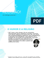 Humor, Mídia e Religião!