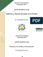 Perrone -Violencia en La Familia y Entre Personas