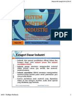 TIN310 5 Sistem Kontrol Industri