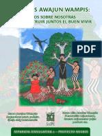 Libro Mujeres Awajun Wampis Buen Vivir